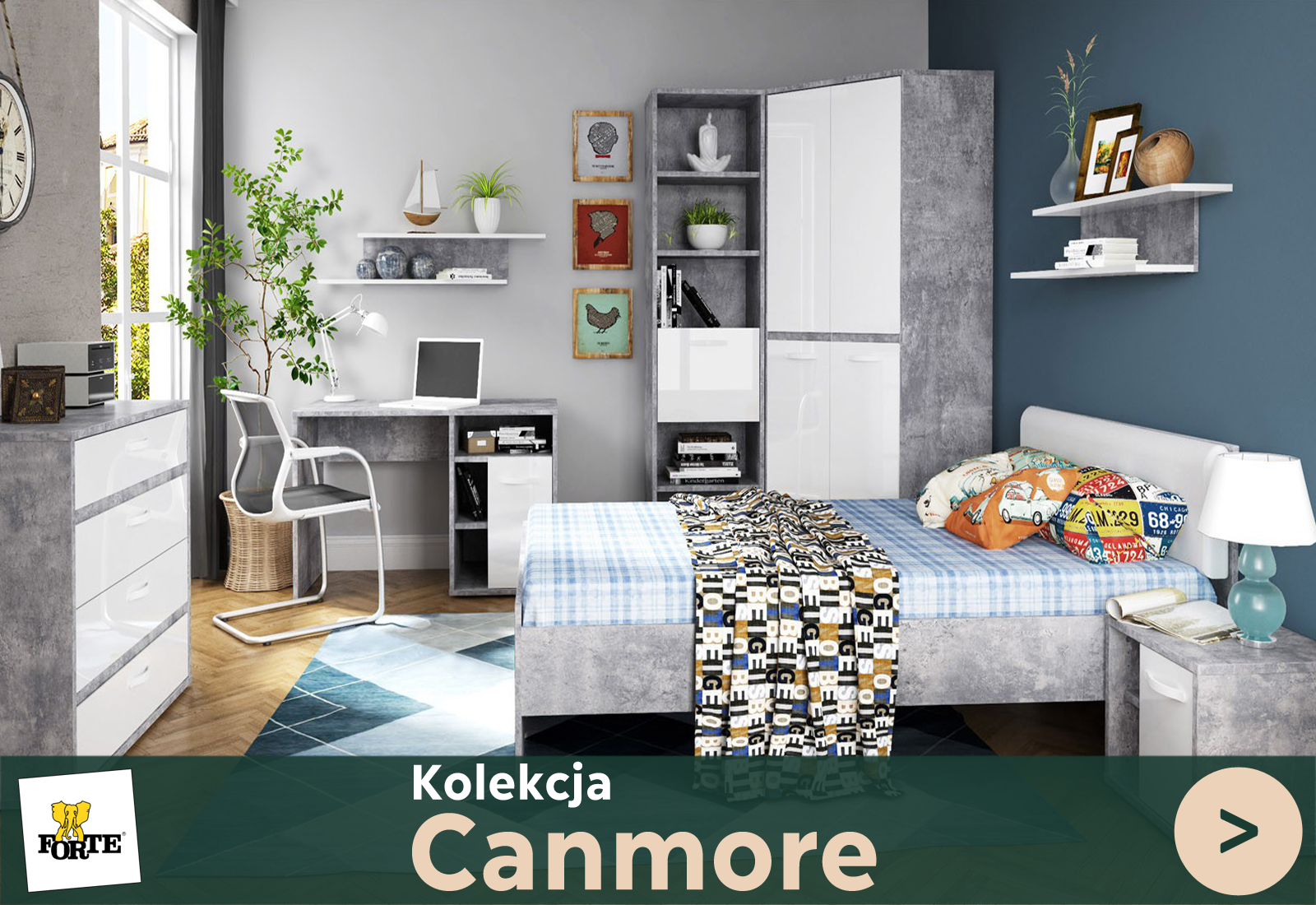 Meble Canmore - Ceny | Sklep internetowy Jumeble